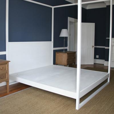 Solid Timber Bed   Bedroom furniture