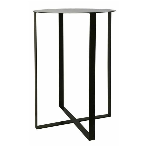 Black Country Side Table | Wire Tables