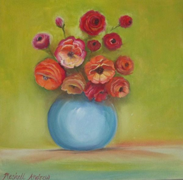 Bowl of Poppies | Home Wall Art
